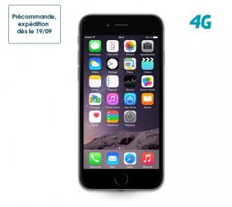 iPhone 6 : le dernier-né d'Apple déjà en promotion !