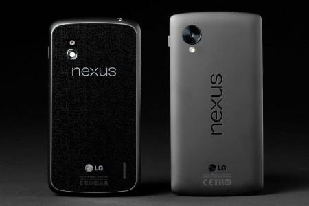 Google Nexus 5 / Nexus 4 : o� l'acheter au meilleur prix ce 28 septembre 2014 ?