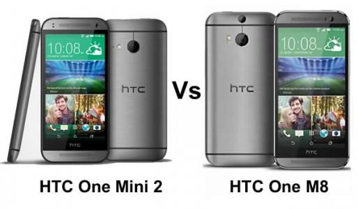HTC One M8 / Mini 2 : o� les acheter au meilleur prix en ce 12 septembre 2014 ?