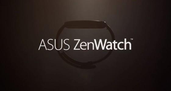 [IFA 2014] Asus présente la ZenWatch