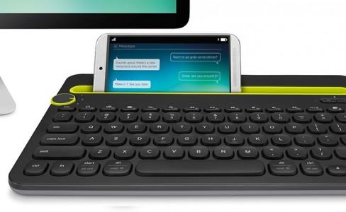 Logitech Keyboard K480 : LE clavier universel