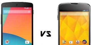 Nexus 5 / Nexus 4 : où l'acheter au meilleur prix ce 20 septembre 2014 ?