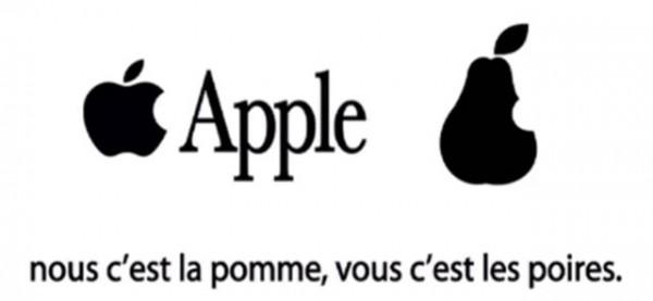 [Belgique] Samsung distribue des poires contre Apple