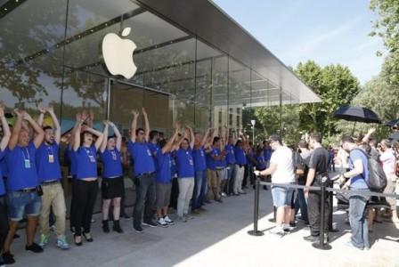 [Apple] iPhone 6/6+ : sortie le 19 septembre en France