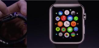 Apple Watch, une interface pleine de bulles !