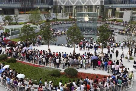 iPhone 6 : des ventes records pour Apple