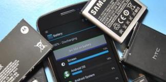Top 5 des smartphones avec la meilleure autonomie