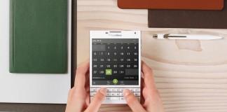 BlackBerry Passport lancé aujourd'hui à 599 dollars
