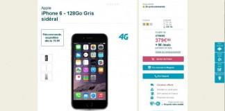iPhone 6 : quels prix chez Bouygues Telecom ?