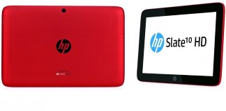 Test HP Slate 10 HD