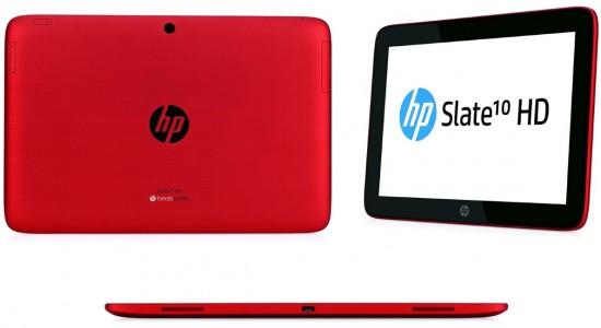 Test HP Slate 10 HD
