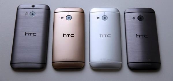 [Meilleur prix] HTC One M8/HTC One Mini 2 : o� les acheter en ce 5 septembre 2014 ?