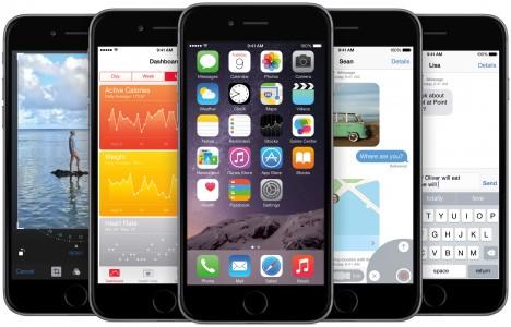 [Top 5] iOS 8 : les nouvelles fonctionnalit�s