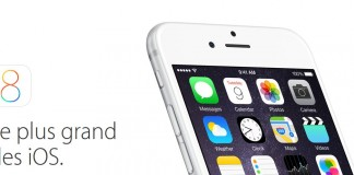 iOS 8 sort le 17 septembre !