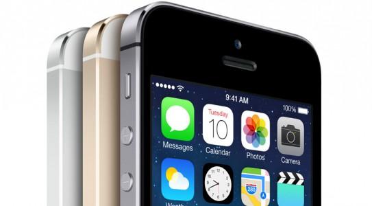 iPhone 5S : le baisse de prix se stabilise