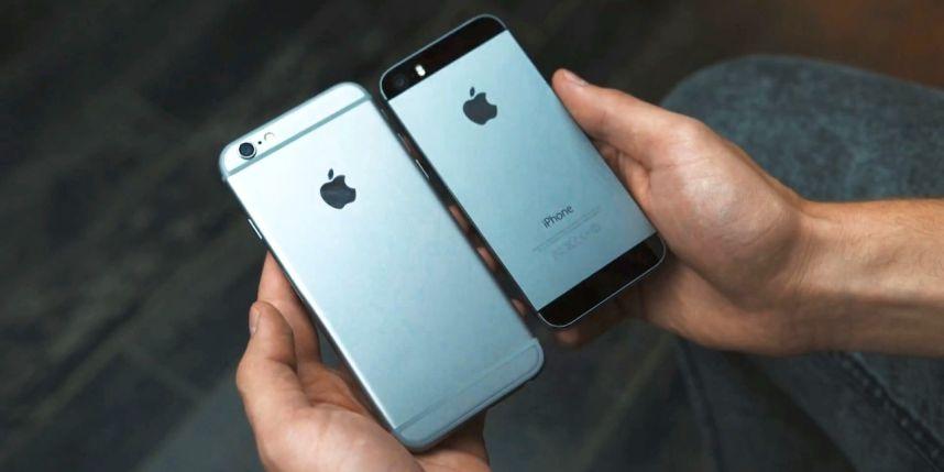 apple iphone 6 6 plus en promotion chez sfr 160 de. Black Bedroom Furniture Sets. Home Design Ideas