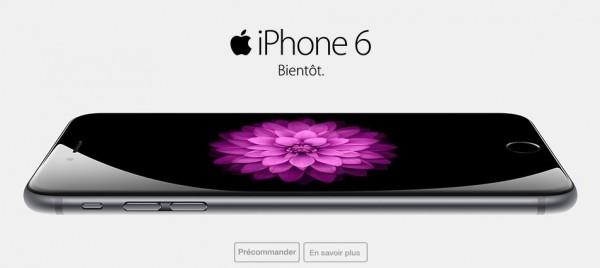 iPhone 6/6 Plus précommande : où acheter le smartphone d'Apple ?
