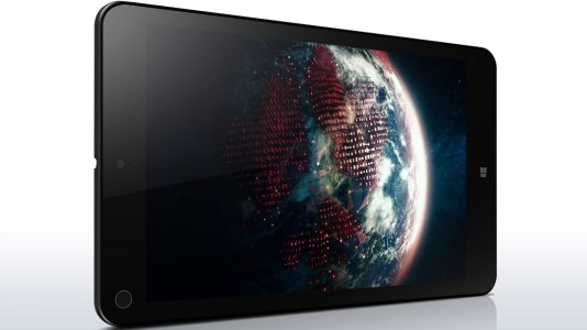Test Lenovo ThinkPad Tablet 8, une tablette sous Windows 8