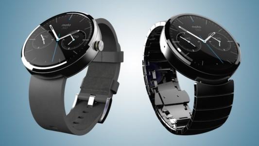 [IFA 2014] Motorola Moto 360 enfin lancée !