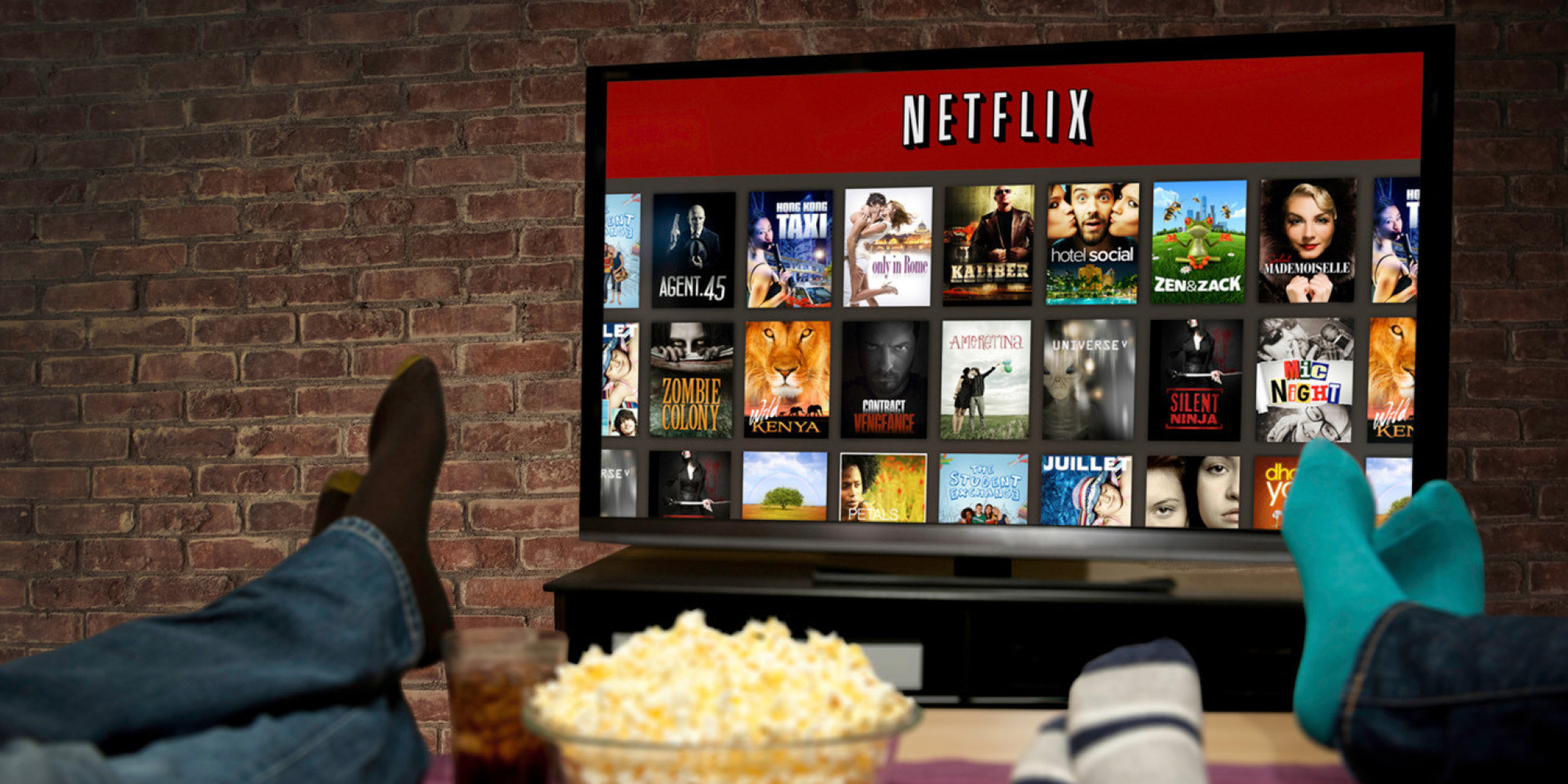 Netflix : demandez vos films ou séries préférée !