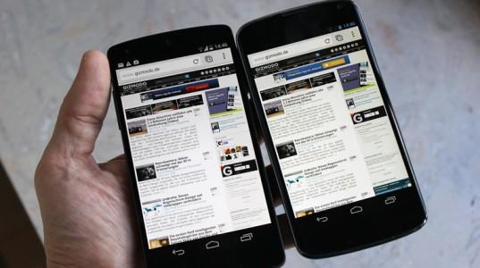 [Meilleur Prix] Google Nexus 4 / Nexus 5 : où les acheter en ce 5 septembre 2014 ?