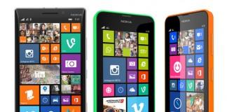 Nokia Lumia 930 - 635 - 1020 : les meilleurs prix au 29 septembre 2014 ?