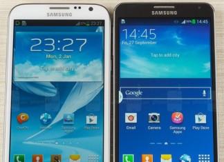 Samsung Galaxy Note 3 / Note 2 : où les acheter au meilleur prix ce 13 septembre 2014