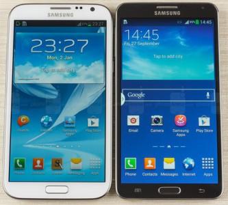Samsung Galaxy Note 3 / Note 2 : o� les acheter au meilleur prix ce 13 septembre 2014