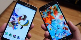[Comparatif] Samsung Galaxy Note 4 VS Samsung Galaxy S5