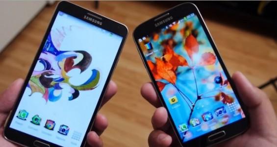 [Comparatif] Samsung Galaxy Note 4 VS Samsung Galaxy S5