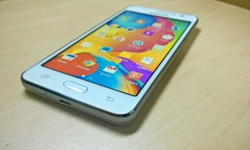 Samsung Galaxy Grand Prime, un smartphone pour selfies