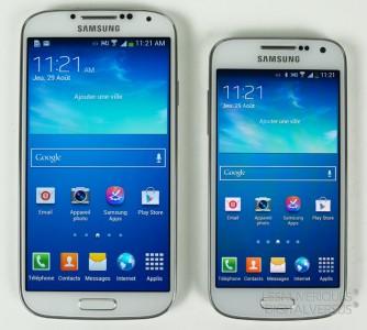 Samsung Galaxy S4/S4 Mini : o� les acheter au meilleur prix en ce 24 septembre 2014 ?