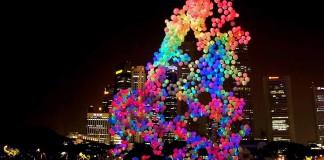 Samsung exposera Mini Burble à l'occasion de la Nuit Blanche