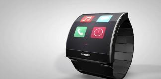 Samsung Smartwatch : une montre avec lecteur d'empreintes intégrée ?