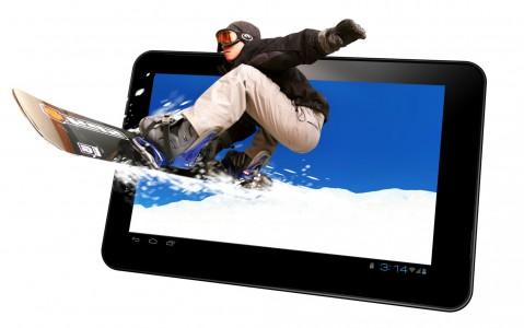 Intel : Bientôt une tablette 3D ?