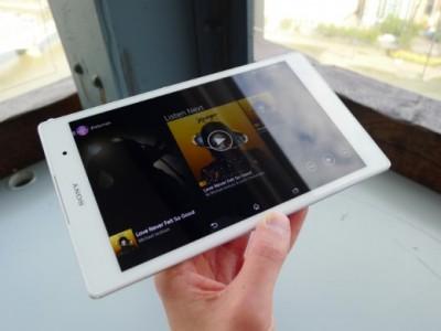 [IFA 2014] Pourquoi présenter une Sony Xperia Z3 tab compact ?