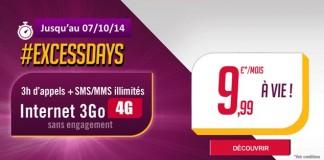 Virgin Mobile offre 3 Go d'Internet pour 9,99€ par mois !