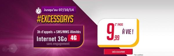 [Bon plan] Virgin Mobile offre 3 Go d'Internet pour 9,99� par mois !