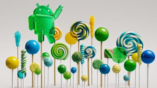 Android 5.0 Lollipop smartphones