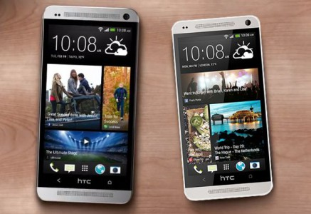 HTC One M8 et Mini 2