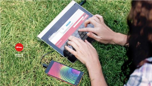 Test Lenovo Yoga Tablet 2