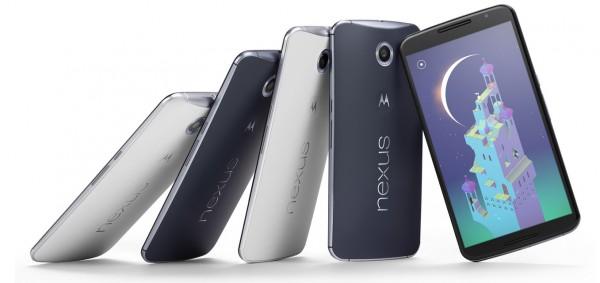 Nexus 6 quand va-t-il �tre commercialis� ?