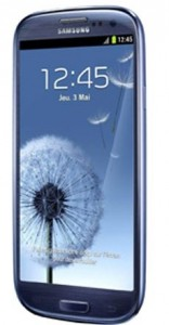 Samsung Galaxy S3/ Trend / Core 4G :  o� les acheter pas cher ce 29 octobre