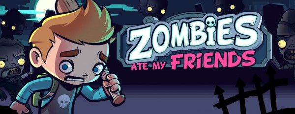 Zombie ate my friends