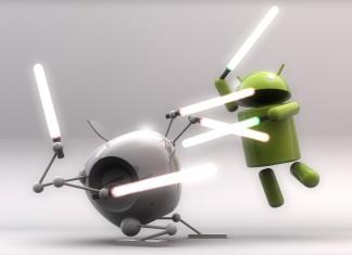 Battle : Android Vs Apple iOS