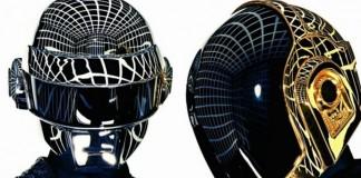 casque des Daft Punk