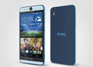HTC Desire Eye : le selfiephone présenté
