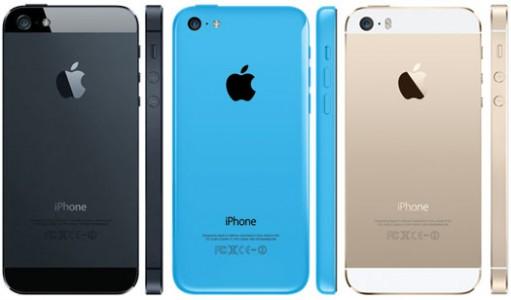 Apple iPhone 5S / 5C : o� les acheter au meilleur prix en ce 18 octobre