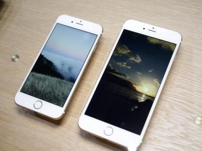 iphone 6 vs 6 plus, le comparatif