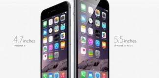 iphone 6 et 6 +